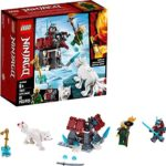 LEGO Ninjago 70671 Samouraï Attaque sur Glace (81 pièces)