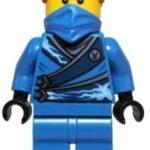 LEGO Ninjago: Jay Rebooted Mini-Figurine