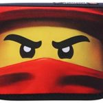 LEGO Bags Trousses, ca. 14 x 20 4 cm, Ninjago Kai