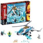 LEGO Ninjago 70673 Zane`s Shuri-Copter (361 pièces)