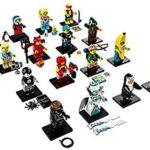 LEGO Minifigures 71013 - Mini-Figurines Septembre 2016 - Prix par Sachet