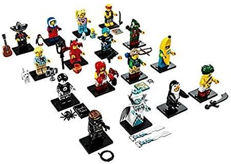 LEGO Minifigures 71013 – Septembre 2016 – Prix par Sachet