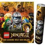 DK Verlag Lego Ninjago. Le monde secret de la sortie Ninjas + Poster Ninjago