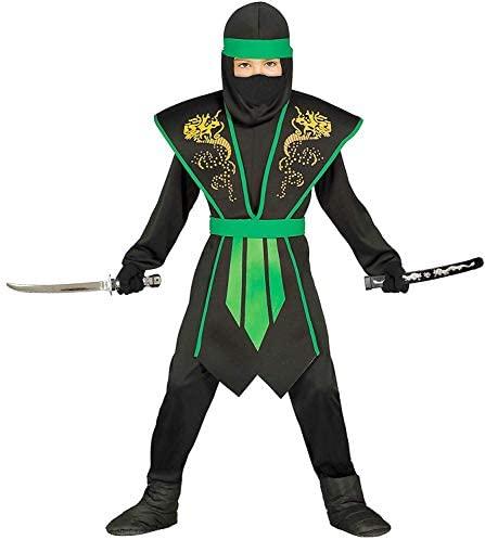Costume de ninja pour enfants avec armure élégante