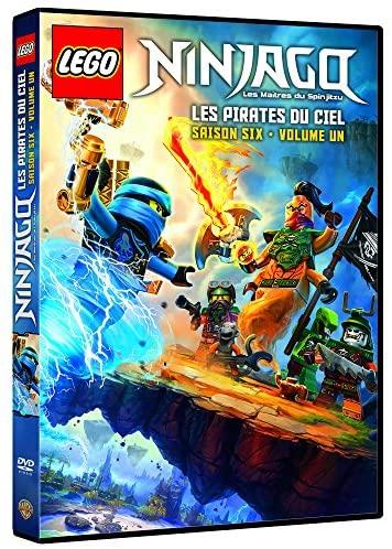 Lego Ninjago, Les maîtres du Spinjitzu-Saison 6-Les Pirates du Ciel-Volume 1