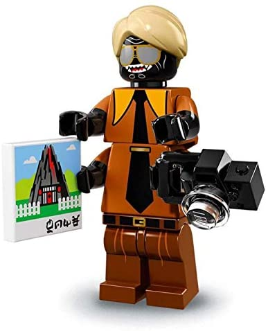 Mini Figurine Flash Back Garmadon, Ninjago Movie 71019