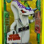 Lego Ninjago Série 2 Trading Card Game - LE13 Giftiger Pythor - Édition limitée