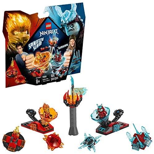 Spinjitzu Slam, Kai FS contre le samouraï (164 pièces) 70684 LEGO Ninjago