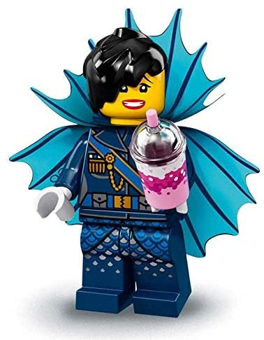 Lego Minifigures Series Ninjago Movie – 11 Shark Army General