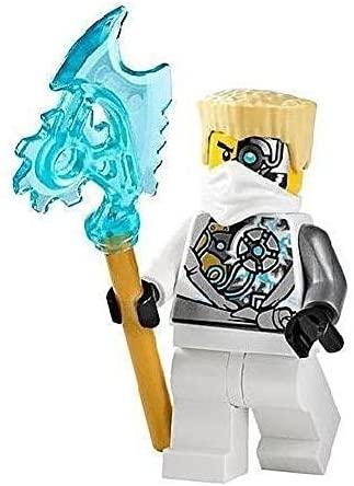 LEGO Ninjago Techno Robe Zane Nindroid (70724)