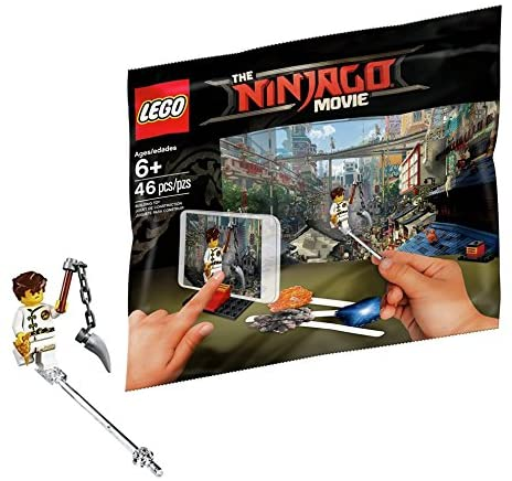 Movie Maker – Lego Ninjago Movie 5004394