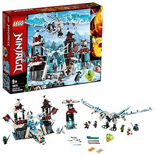 Le château de l'Empereur oublié, 1218 Pièces Lego 70678