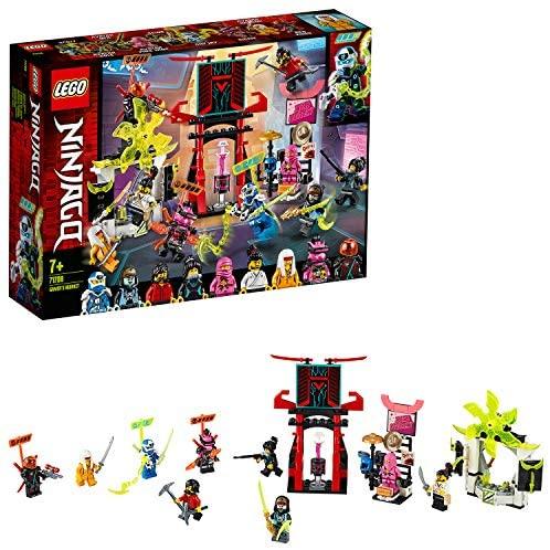 Le marché des joueurs, Set de 9 figurines avec Digi Jay, l'avatar de Pink Zane et l'avatar d'Harumi