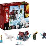 LEGO®-NINJAGO® L'épopée de Lloyd Jeu pour Enfant 6 Ans et Plus, Briques de Construction Garçon et Fille, 81 Pièces 70671