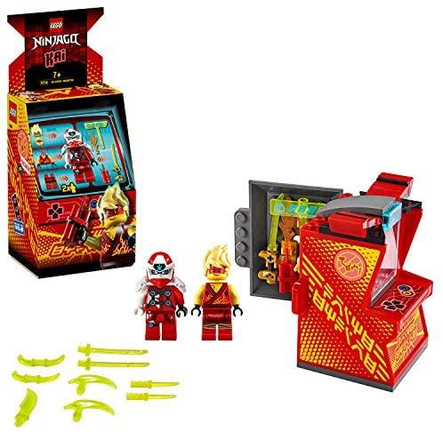 Avatar Kai – Capsule Arcade, Prime Empire Ninja, 104 pièces, 71714