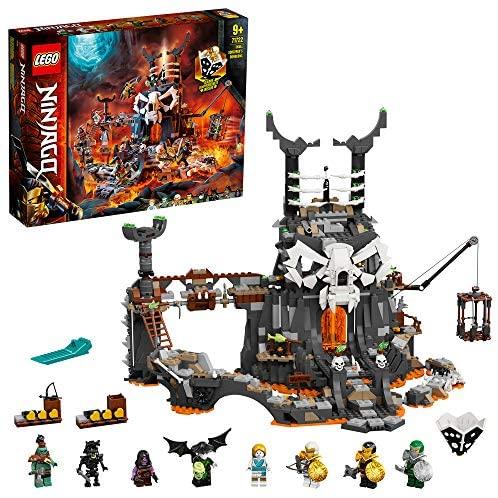 Le Donjon du Sorcier au Crâne Ninjago, Lego 71722
